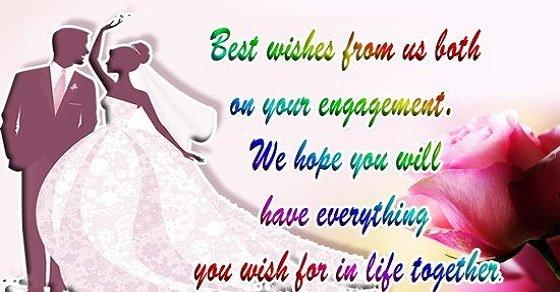 Lời chúc đám cưới bằng tiếng anh hay