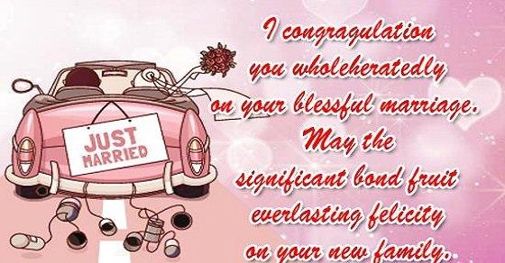 Lời chúc đám cưới ý nghĩa bằng tiếng anh