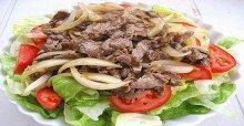 Cách xào thịt bò với hành tây ngon mềm nhất