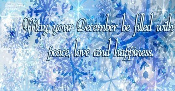 Những stt chào tháng 12 hay nhất