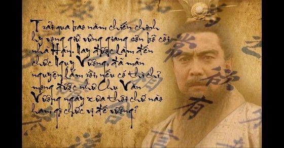 Những câu nói hay bất hủ để đời của Tào Tháo
