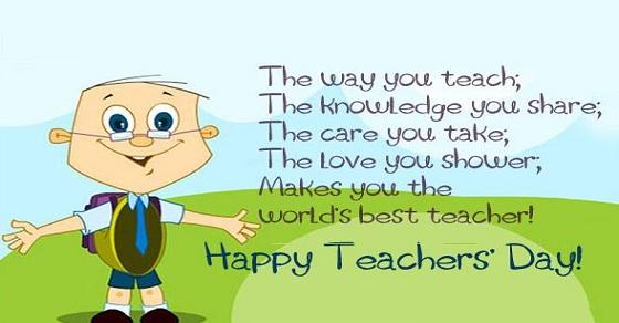 Những câu nói hay về nghề giáo viên mầm non và cho các cấp học khác nữa