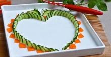 Cách trang trí món ăn đơn giản và đẹp nhất