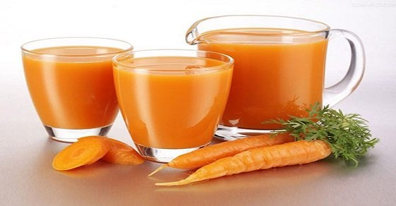 Nước ép cà rốt là mẹo chữa đau bụng đầy hơi hiệu quả nhất