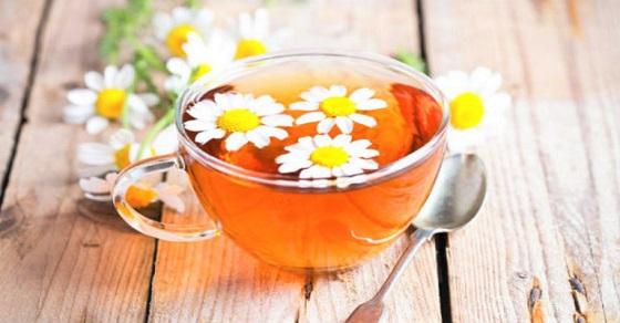 Thoái hóa đốt sống cổ và cách chữa bằng trà hoa cúc