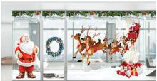 Trang trí văn phòng Noel - Ý tưởng, mẫu, cách trang trí văn phòng mùa Noel