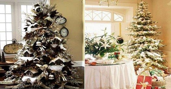 Cách trang trí cây thông noel bằng giấy, bông, xốp tạo vẻ đẹp tự nhiên