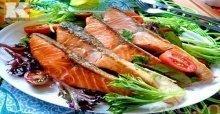 Cách làm món cá hồi chiên nước mắm ngon nhất