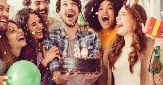 Một bữa tiệc nhỏ sẽ khiến chồng bạn vô cùng hạnh phúc trong ngày sinh nhật