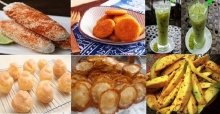 Giới thiệu các món ăn vặt ngon rẻ dễ làm tại nhà cho sinh viên