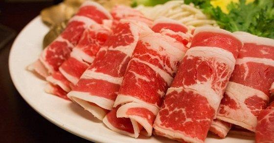 Ba chỉ bò mỹ là nguyên liệu tuyệt hảo cho tiệc nướng