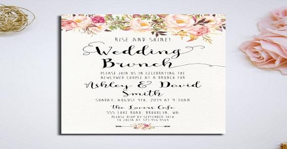 Nội dung thiệp cưới hay thu hút khách mời
