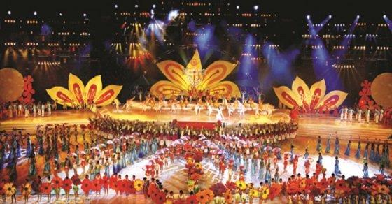 Hình ảnh festival hoa Đà Lạt