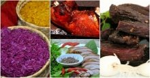 Món ngon Tây Bắc - Giới thiệu cách làm các món ăn Tây Bắc