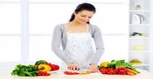 Những món thức ăn tốt cho bà bầu 3 tháng đầu