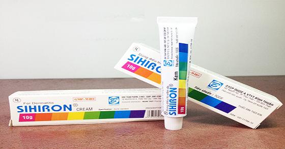 Thuốc bảy màu điều trị bệnh ngoài da