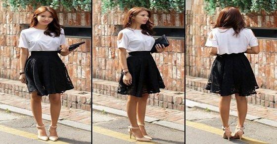 Những chiếc váy trẻ trung khiến bạn trở nên cuốn hút