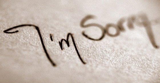 Sự hối hận thường đi kèm với muộn màng