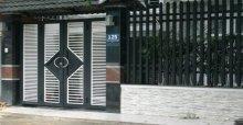 Cổng nhà đơn giản mà đẹp ngày tết - Mẫu và cách trang trí cổng nhà đẹp