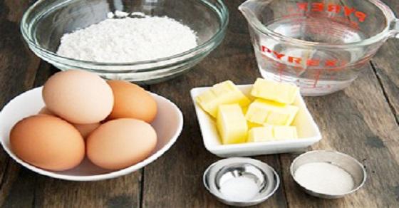 Nguyên liệu chủ đạo làm các loại bánh nướng ngon đơn giản dễ làm