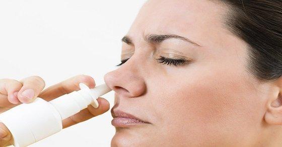 Sử dụng bình xịt mũi mang tới hiệu quả tức thì