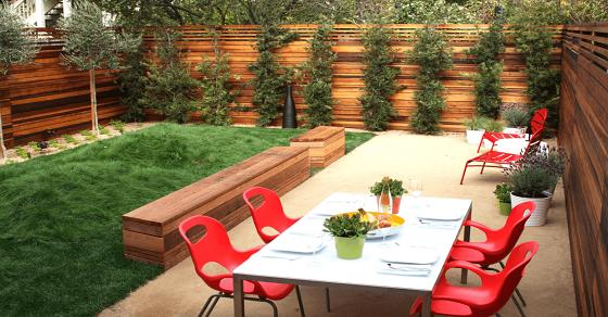 Ý tưởng xây hàng rào gỗ đơn giản, tiết kiệm