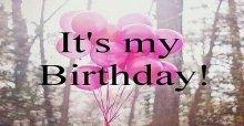 Tự chúc mừng sinh nhật bản thân mình bằng lời nói, stt, câu nói hay nhất