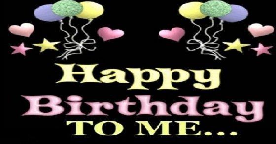 Lời tự chúc mừng sinh nhật