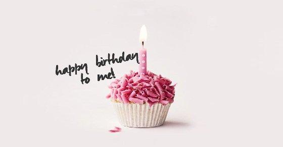 Tự chúc mừng sinh nhật mình bằng tiếng Anh