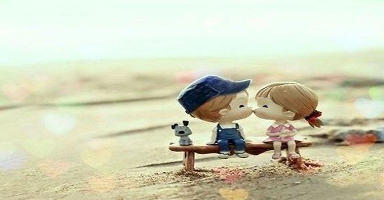Tình yêu chỉ đẹp khi chúng ta đang hạnh phúc bên nhau