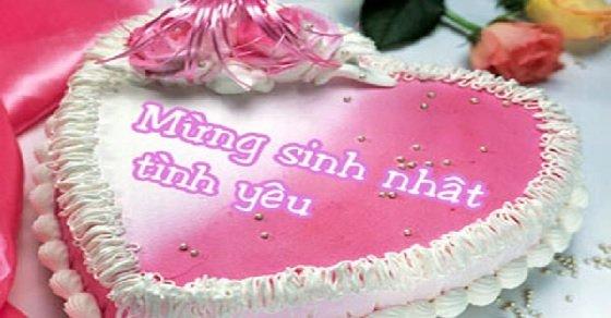 Sms chúc mừng sinh nhật kute tặng vợ yêu