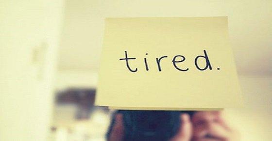 Những lúc mệt mỏi chỉ muốn buông xuôi tất cả