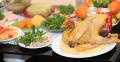 Hướng dẫn cách làm gà cúng đẹp cho đêm giao thừa ngày tết