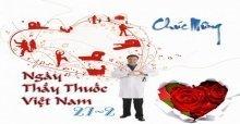 Những lời chúc ngày thầy thuốc Việt Nam 27/2 hay nhất và ý nghĩa nhất