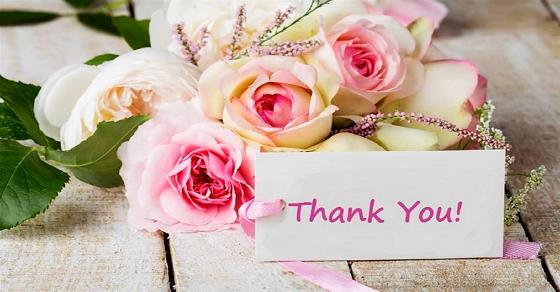 Viết thư cảm ơn đối tác chính là cách gây dựng mối quan hệ bền vững