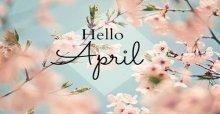 Chào tháng 4 - Những stt và câu nói hay về tháng 4 yêu thương