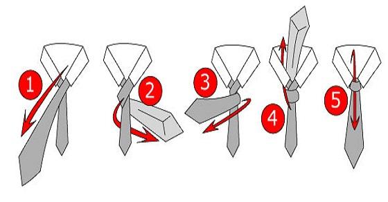 Hướng dẫn thắt cravat