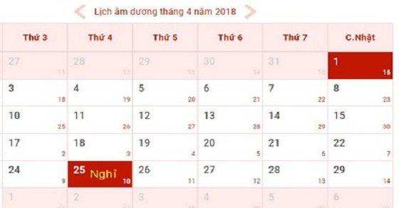 Giỗ tổ Hùng Vương 2018