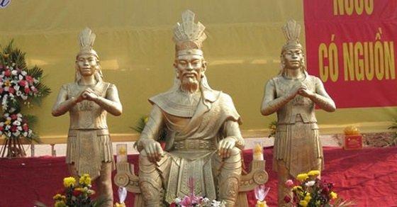Nguồn gốc ngày giỗ tổ Hùng Vương