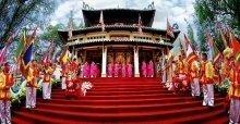 Hình ảnh ngày giỗ tổ Hùng Vương- Lễ vật cúng giỗ tổ Hùng Vương