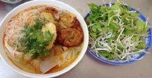 Hướng dẫn cách nấu bún chả cá Đà Nẵng ngon