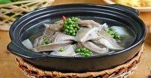 Hướng dẫn cách nấu món bao tử hầm tiêu xanh ngon