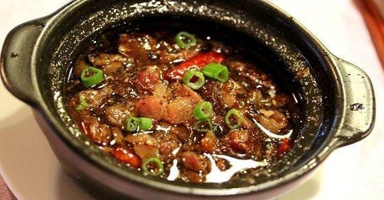 Các món ăn từ thịt heo dễ làm