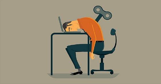 Stt mệt mỏi về công việc