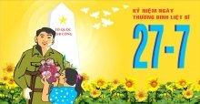 Những lời chúc, lời tri ân ngày thương binh liệt sỹ 27/7 ý nghĩa nhất